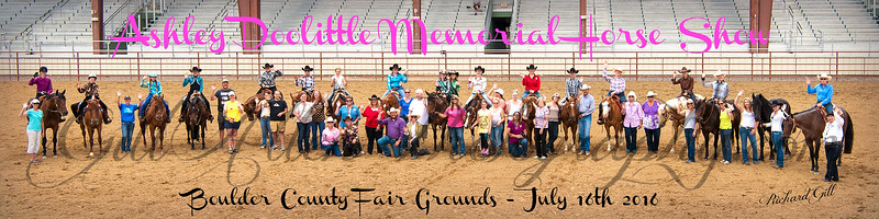 Ashley Doolittle Memorial Horse Shows