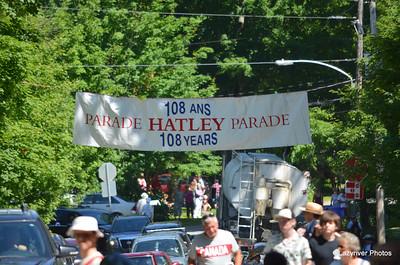 Hatley Parade July 1, 2016