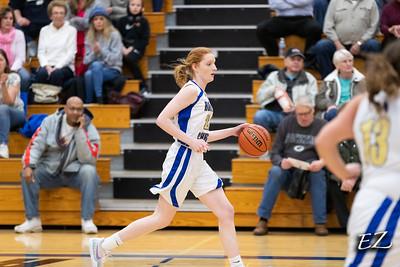 RCS Girls Varsity Basketball 2018