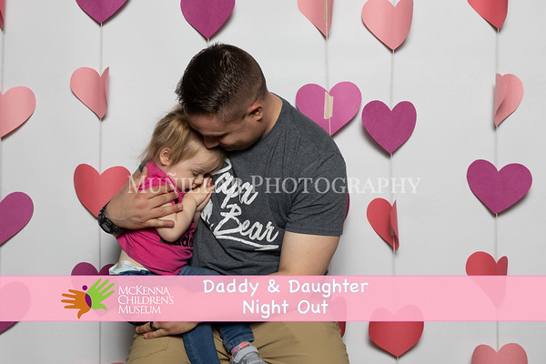 2020 Daddy & Daughter Night Out