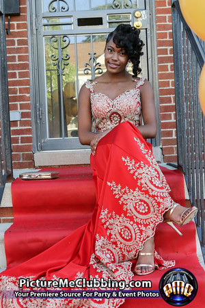 Tiani Jackson Prom Shoot 5-22-15 Friday