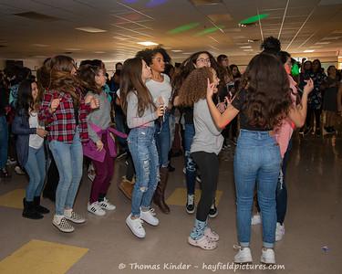 Middle School Harvest Dance 11/14/19