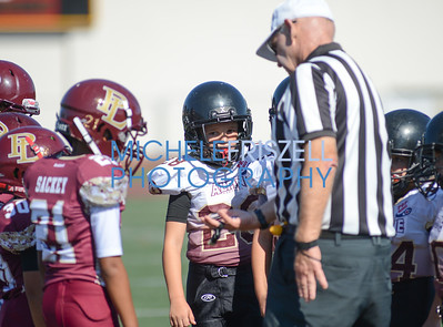 Point Loma vs Alpine Mighty Mites Football  9-14-19