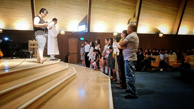 Baptism and Confirmation October 2017. April 2018