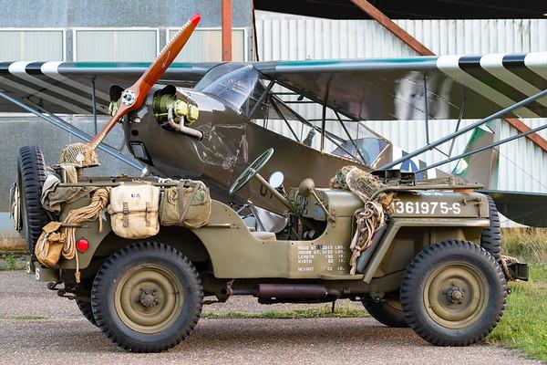 OY-JGM - Piper J3F-65 Cub (L-4D)
