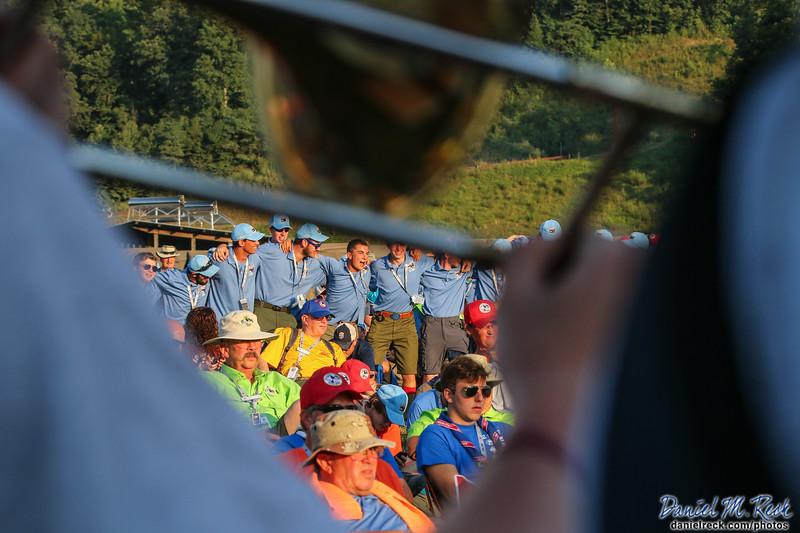 National Scout Jamboree Band
