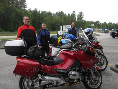 2010 - July -Vancouver Bike Trip