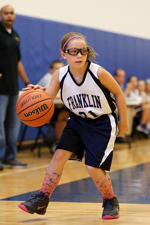 2016-08-01 - Summer Basketball - Franklin vs. KP