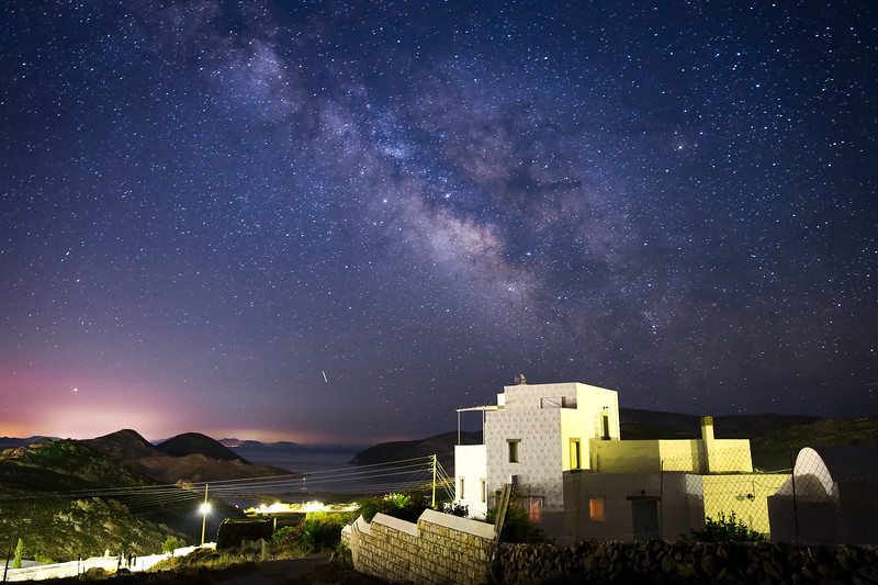 Patmos Compound and Stars