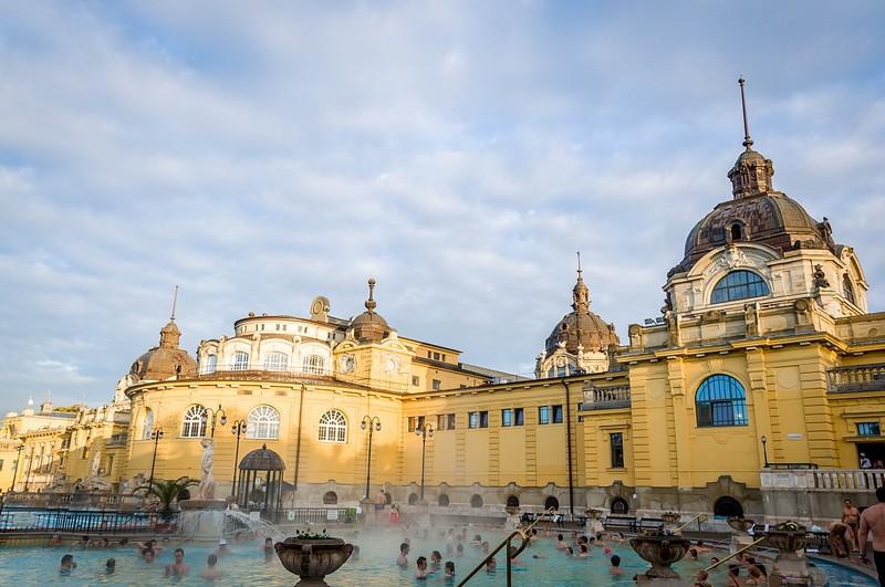 hungarian thermal baths