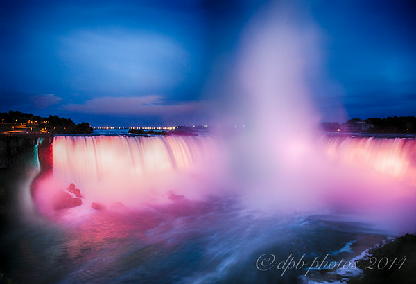 Niagara Falls ~ Ontario