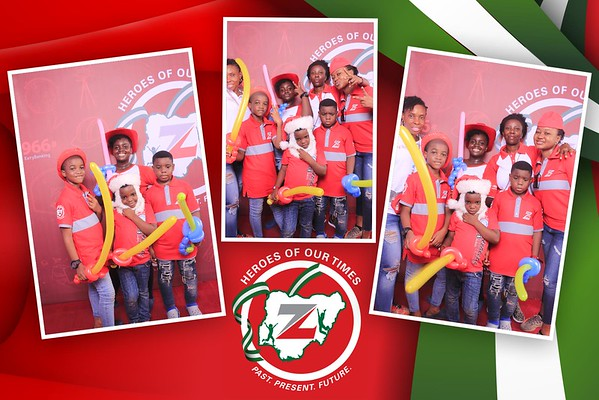 Zenith Bank Christmas Youth Parade