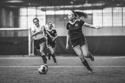 Genesis vs SC Toronto - U21 Womens