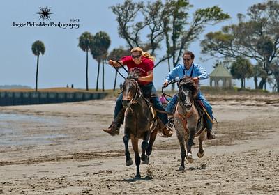 2013 Daufuskie Beach Races, Race Day, April 27