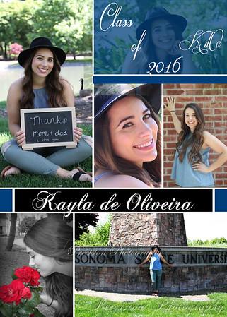 SSU Senior Kayla