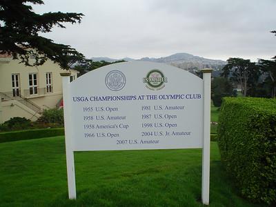 Olympic Club 2007