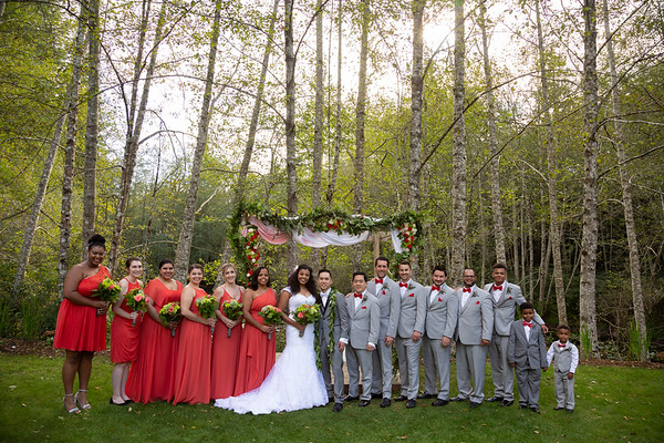 Goto Wedding: Family and Party Photos