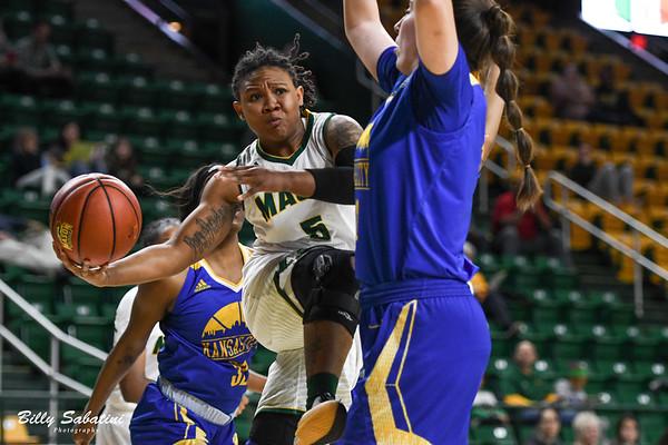 George Mason Women's Basketball - 2019-2020 Season