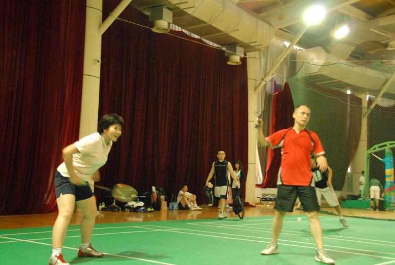 [20100918] Badminton PK with Hou Jiachang (30).JPG