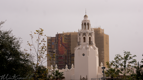 Disneyland Resort, Disney California Adventure, Hollywood Land, Twilight Zone Tower Of Terror, Tower Of Terror, Guardians Of The Galaxy Mission Breakout, Guardians, Galaxy, Mission, Breakout