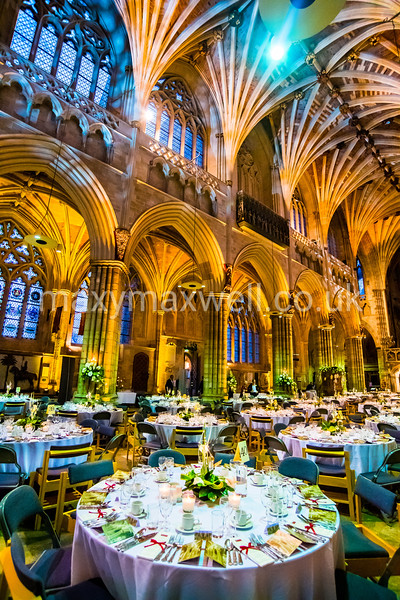 The Grand Nave Dinner 2018