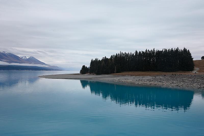 Ohau Reservoir