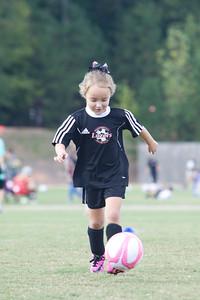 Lillian @ Soccer