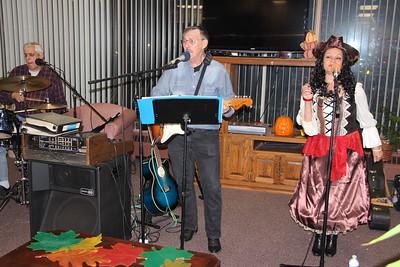 Fall Party at the ABC Hi-Rise, Tamaqua (10-30-2014)