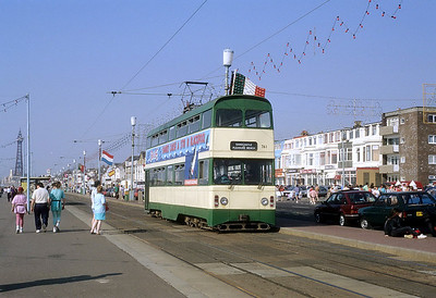 Blackpool Transport and Fylde Borough Transport in the 1980's and 1990's