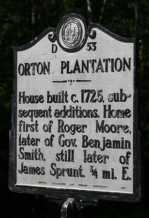Orton Plantation Gardens, NC
