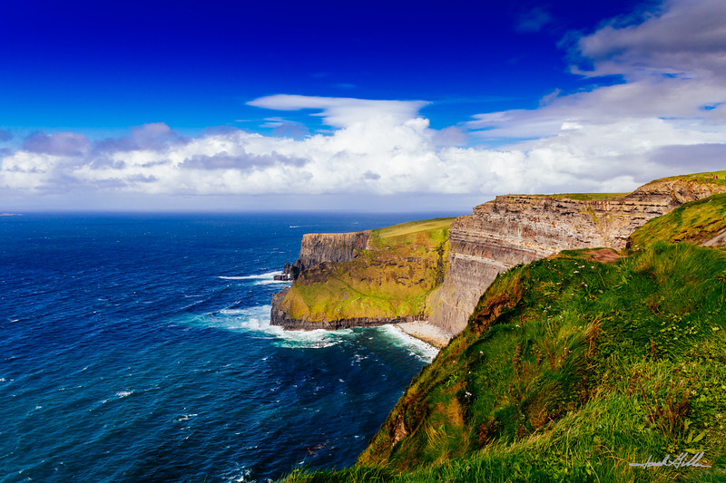 Dramatic Cliffs Of Moher
