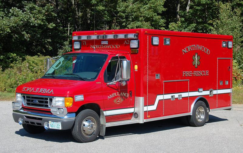 Ambulance 2  2007 Ford/AEV