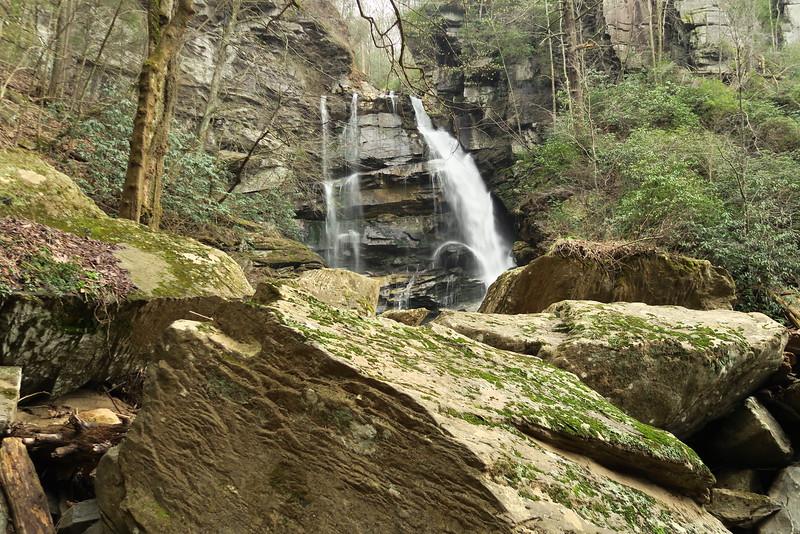 Big Bradley Falls