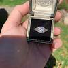 1.11ct Old European Cut Diamond Filigree Ring 29