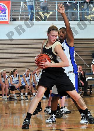Girls Varsity Basketball - Corunna at Lansing Catholic - Jan 29
