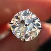 2.67ct Antique Cushion Cut Diamond, GIA L VS1 1