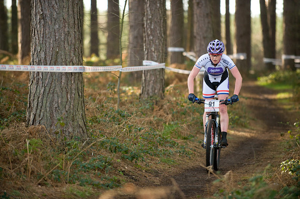 NPS ROUND 1 SHERWOOD PINES MARCH 2012 ELITE WOMEN