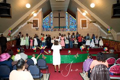 NMCBC Children's Easter Service 2007