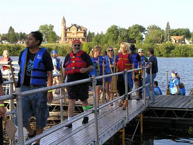 2005 09:  Dragon Boat Team, Paul