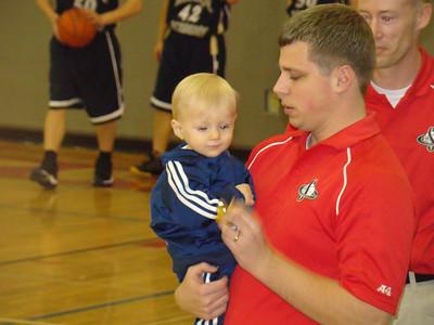 Cayden Loves Basketball!