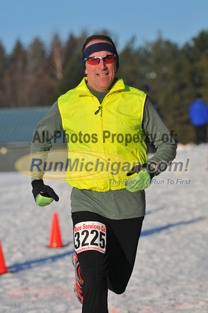 Finish Line - 2012 Kahtoola Michigan Mt. Run