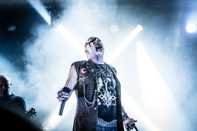 The True Mayhem performing at Tons Of Rock 2019