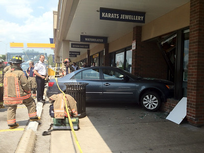 July 23, 2012 - Vehicle Accident - 5881 Leslie St.