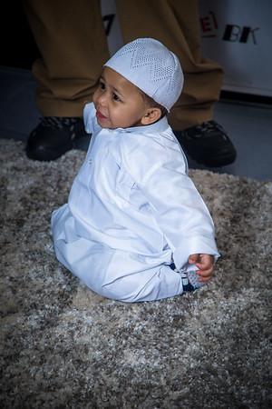 King  Emir's 1st Birthday