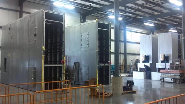 2012 Vertical Process Ovens
