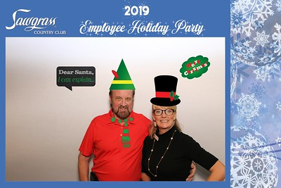 Sawgrass Country Club Employee Holiday Party