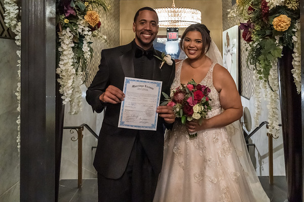 Robert and Shannon Wedding