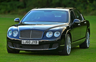 2010 Bentley Flying Spur LJ60JYB