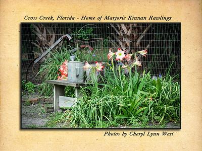 Cross Creek - Marjorie Rawlings
