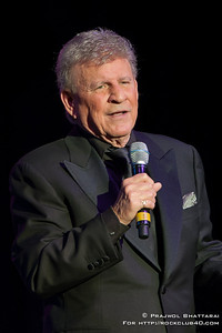 Bobby Rydell - Evan Theatre 7 Feb 2014